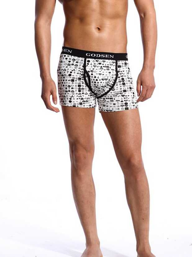 7c349f7d5dd Custom made mens underwear boxer