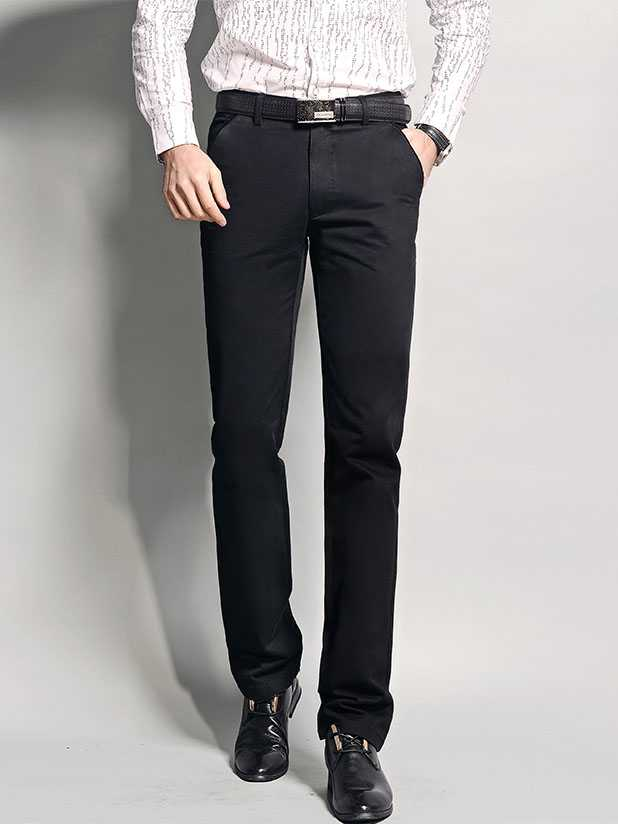 Production mens pants styles and fabrics can be customized